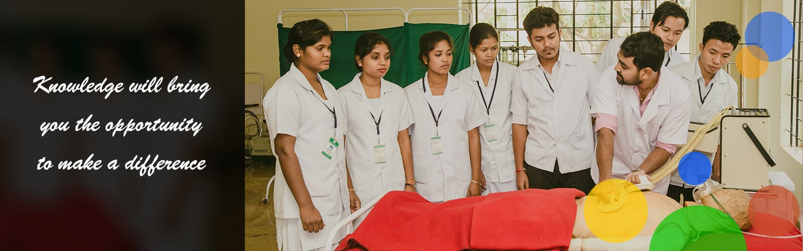 BSc nursing admission in North bangalore