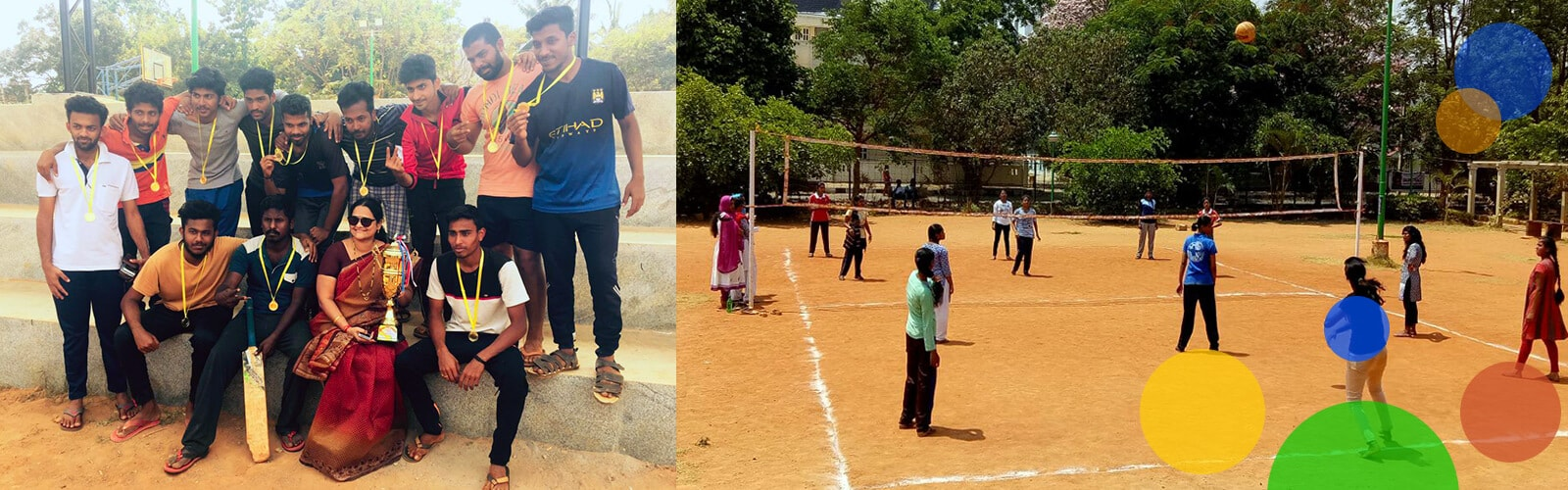 MBA colleges Sports Events in yelahanka North Bangalore